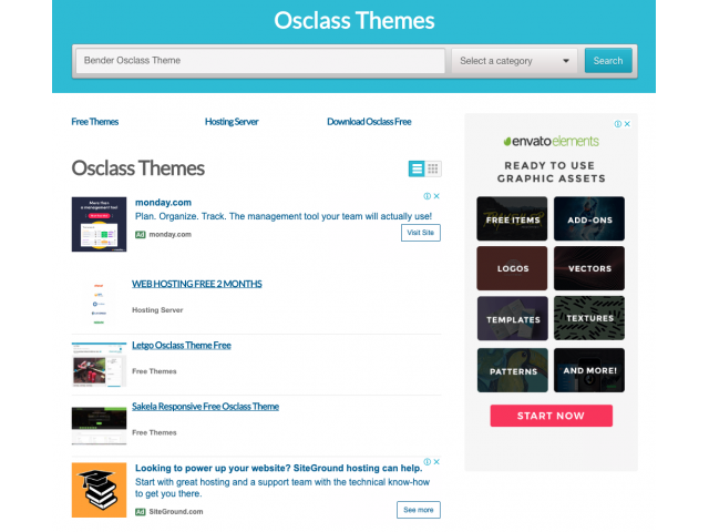 Download Osclass Free