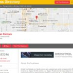 Business Directory Osclass Theme